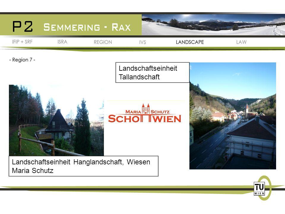 Impressionen der Brücke mit Mischwäldern und Kalkfelsen Landschaftseinheit Gesteinszonen / Berge