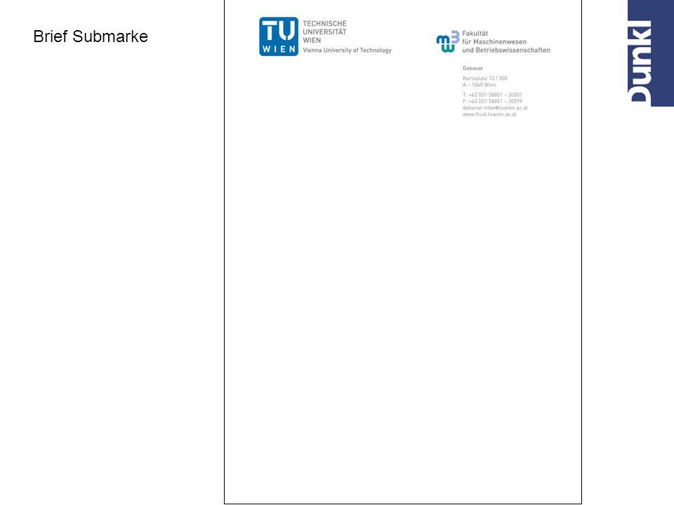 Brief Submarke