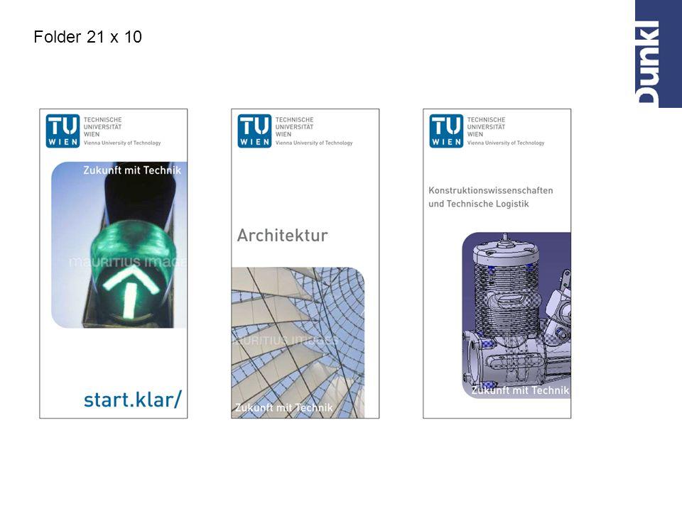 Folder 21 x 10