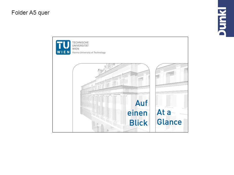 Folder A5 quer