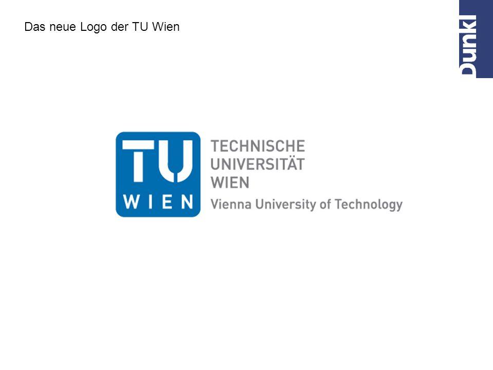 Das neue Logo der TU Wien