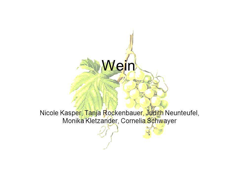 Wein Nicole Kasper, Tanja Rockenbauer, Judith Neunteufel, Monika Kletzander, Cornelia Schwayer