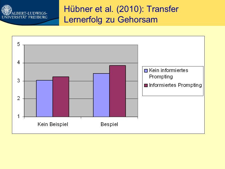 Andere Studien und Arbeiten I Lerntagebuchschreiben und Peer Feedback: Lerntagebuchqualität verbessert / verschlechtert sich in Abhängigkeit von der Ausführlichkeit des Peer Feedbacks.