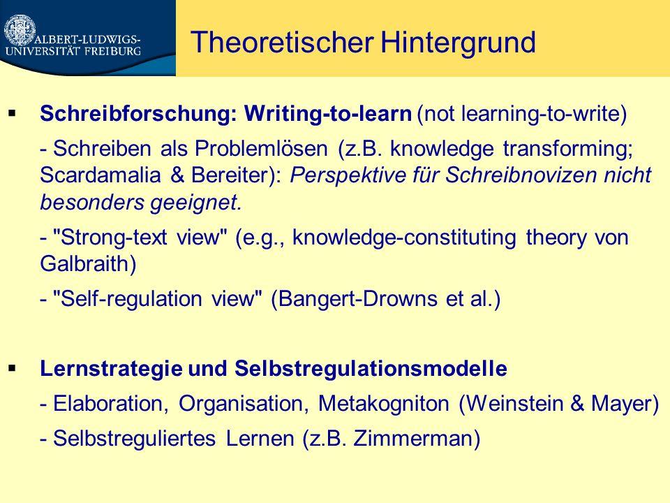 Lernstrategien in Lerntagebüchern Elaboration Jetzt verstehe ich, warum meine 3 Jahre alte Tina … Organisation XY ist ein wichtiger Punkt, den wir für unsere Lehrerweiterbildung im Auge behalten sollten, da … Metakognition / Verständnisüberwachung Ich habe verstanden, wie man die Fläche eines Dreiecks berechnet.