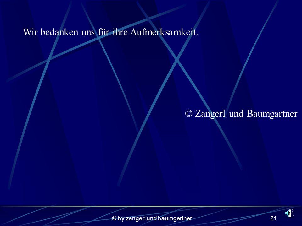 © by zangerl und baumgartner20 4.