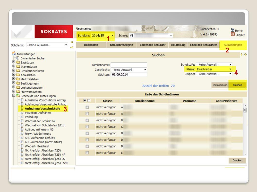 Einschreiber (Web-Dir) Artikel onlineArtikel online - Vorlagendatei richtig ausfüllen (lassen)Vorlagendatei Pflege von Adressen, Tel. etc. Bescheide (