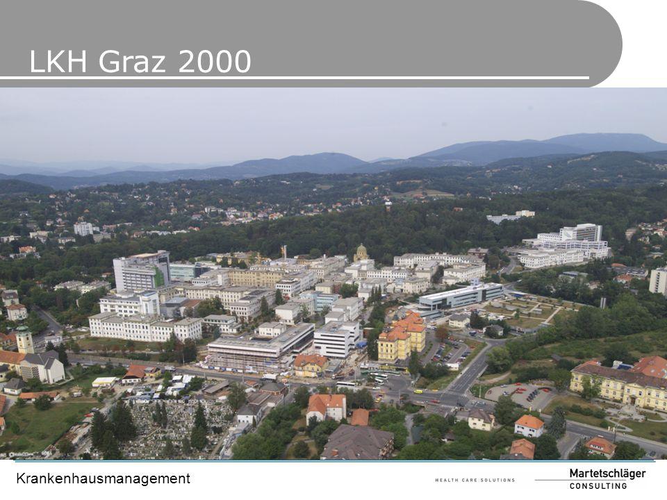 Krankenhausmanagement LKH Graz 2000
