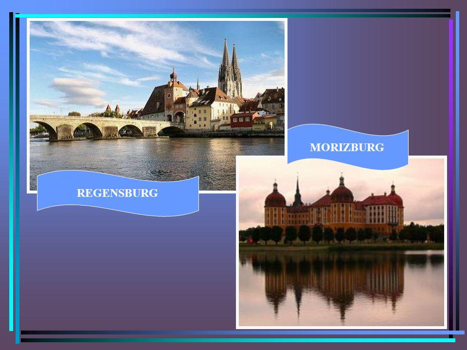 REGENSBURG MORIZBURG
