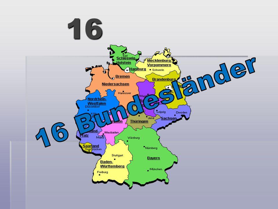 BRD grenzt an 9 Staaten: Polen, Tschechische Republik, Österreich, BRD grenzt an 9 Staaten: Polen, Tschechische Republik, Österreich, die Schweiz, Frankreich, Luxemburg, Belgien, die Niederlande und Dänemark.