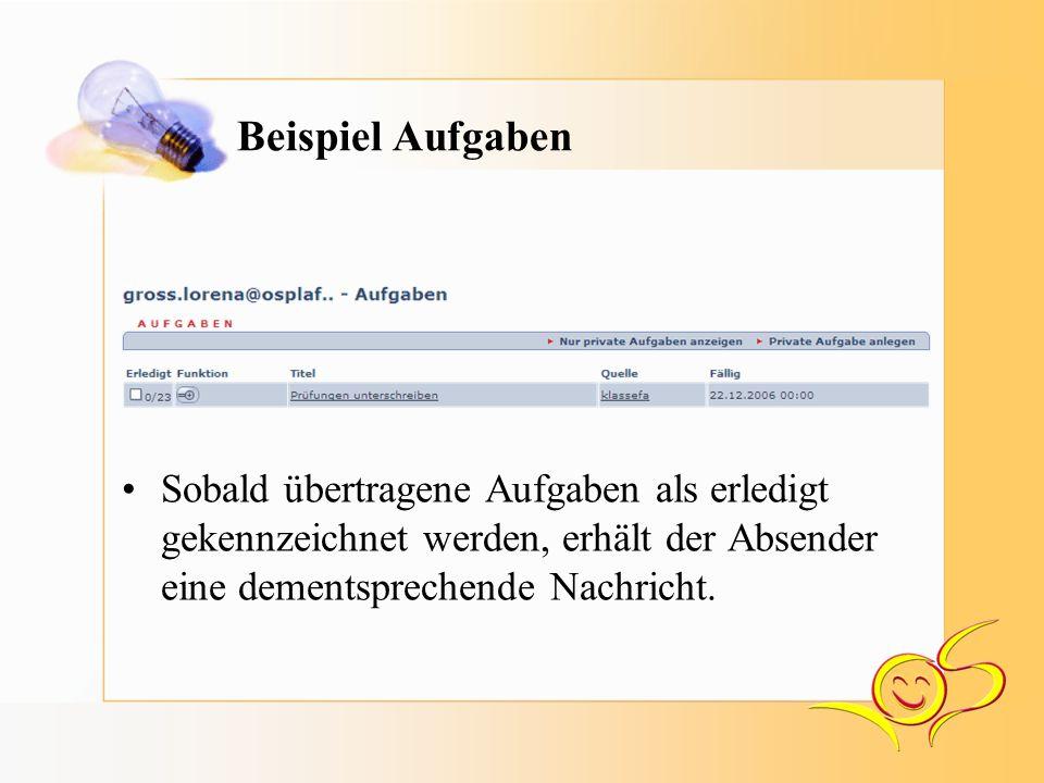 Das Werkzeug Adressbuch Im Adressbuch sind Kontakte gespeichert.