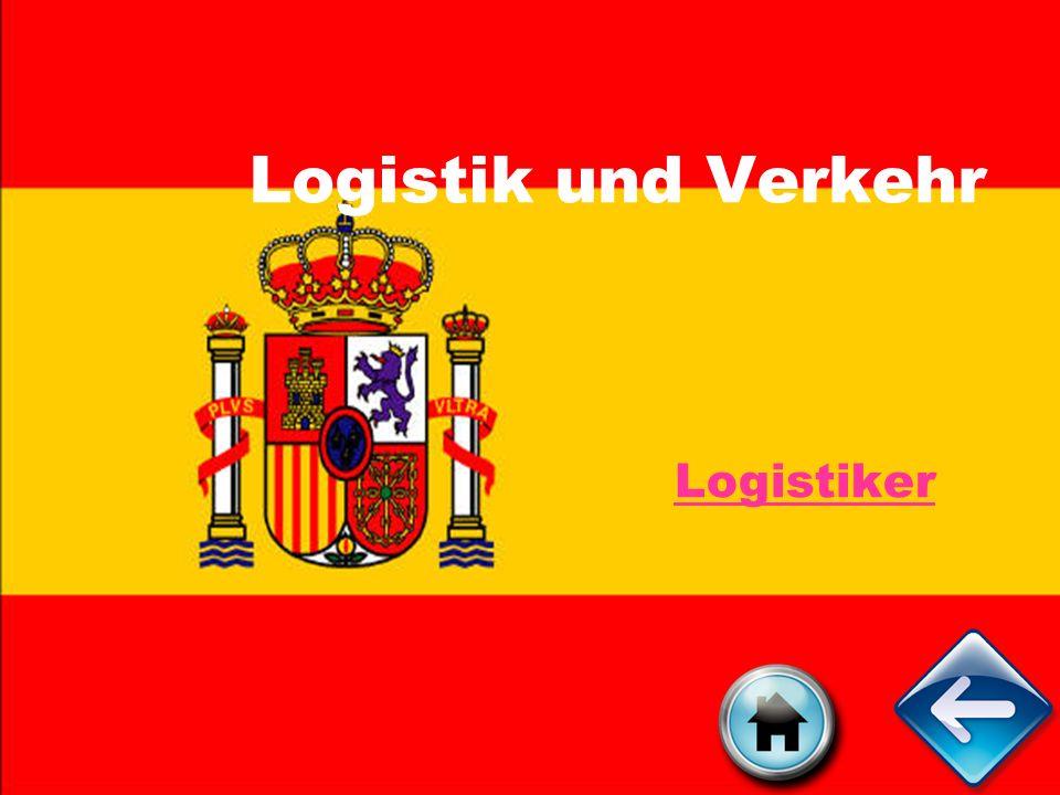 Logistiker Logistik und Verkehr
