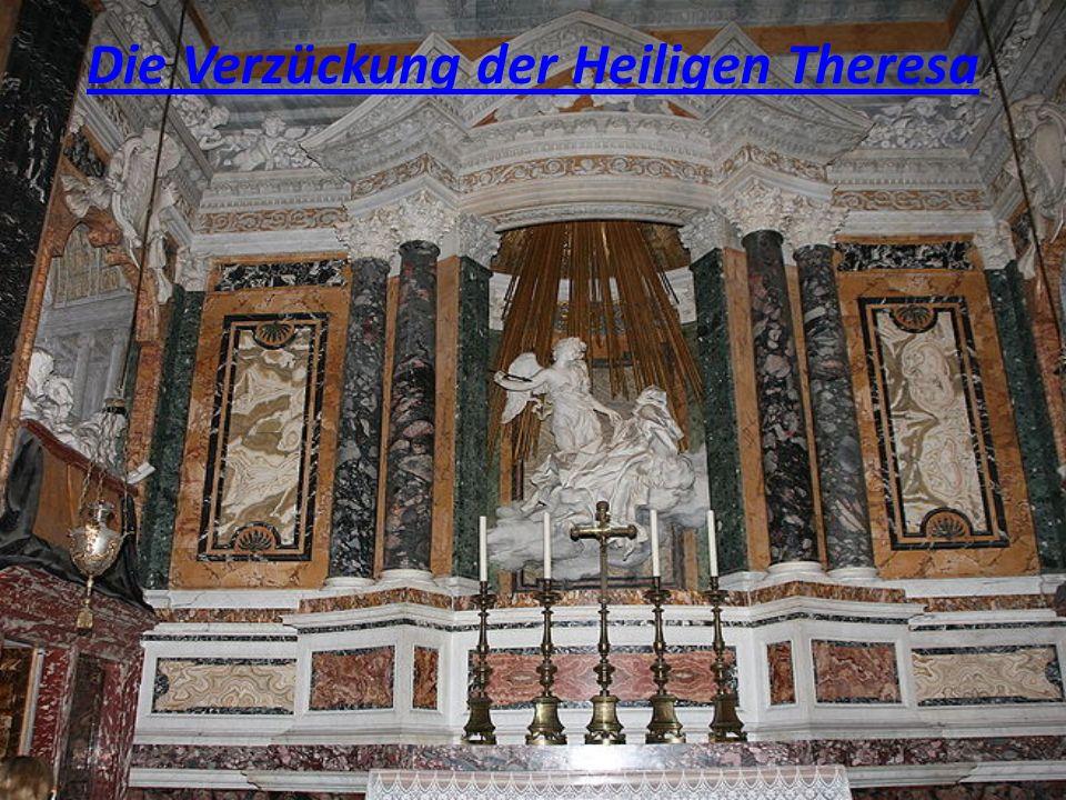 Die Verzückung der Heiligen Theresa