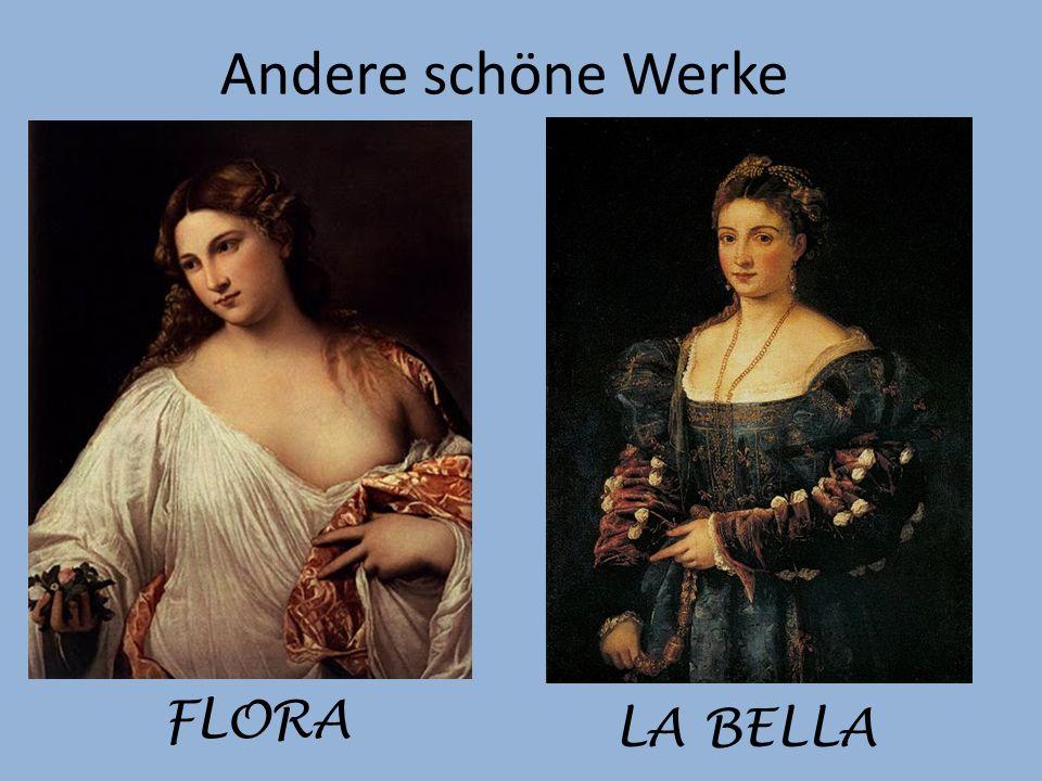 Andere schöne Werke FLORA LA BELLA