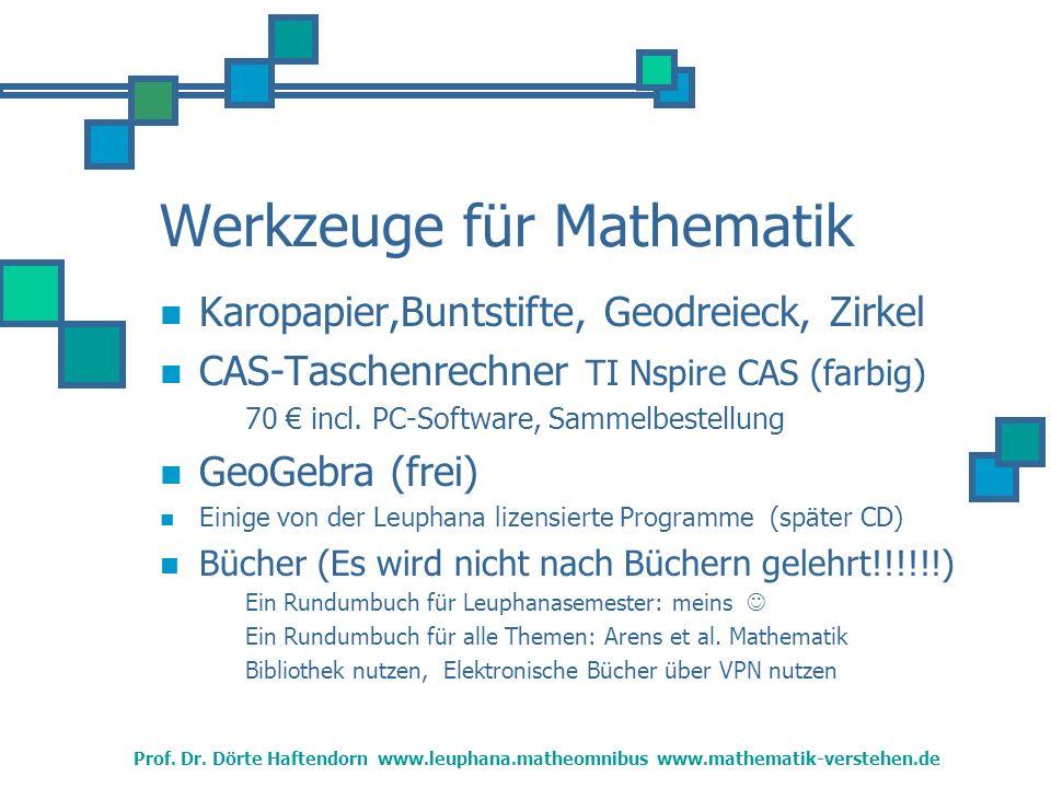 Werkzeuge für Mathematik Karopapier,Buntstifte, Geodreieck, Zirkel CAS-Taschenrechner TI Nspire CAS (farbig) 70 incl.