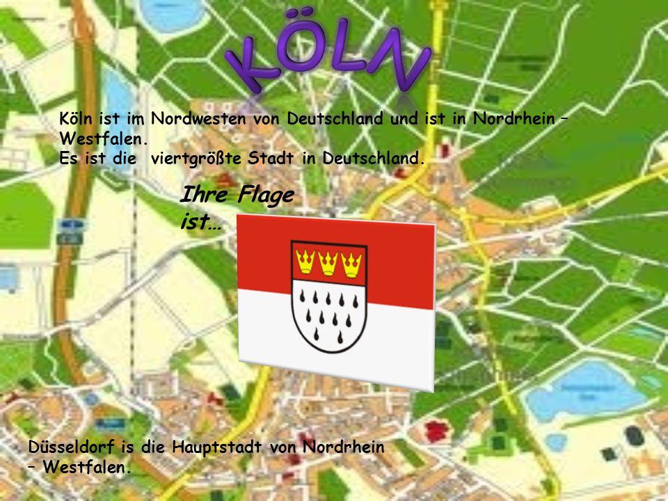 Wie kann man sich in Köln bewegen? Die metro Karte.