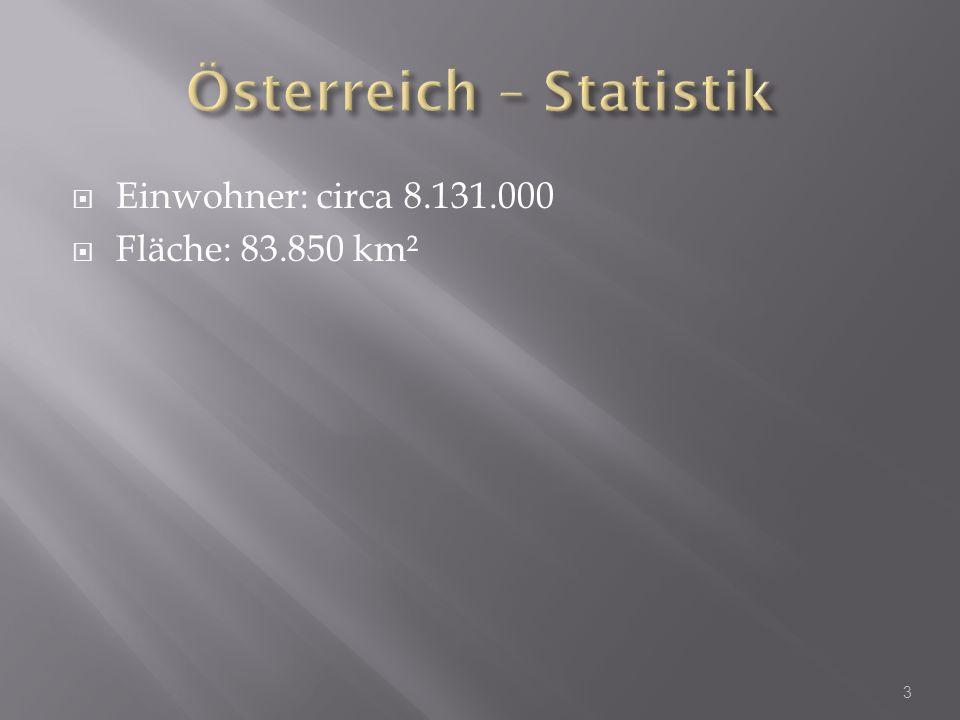 Einwohner: circa 8.131.000 Fläche: 83.850 km² 3