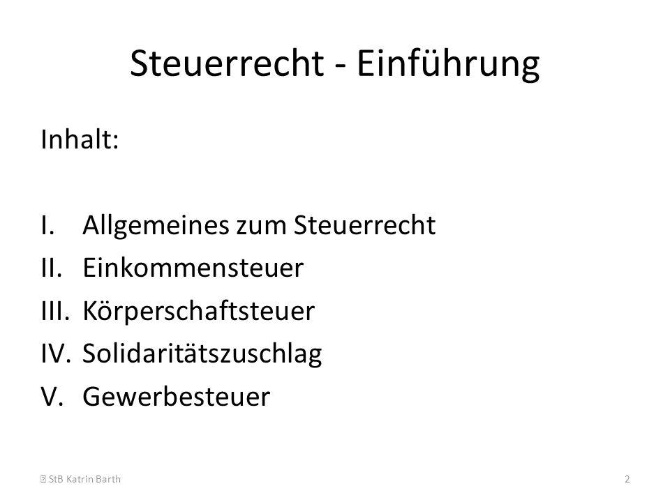 6.Beispiel Abweichung HB / StB Aufgabenstellung: Die P & Co.