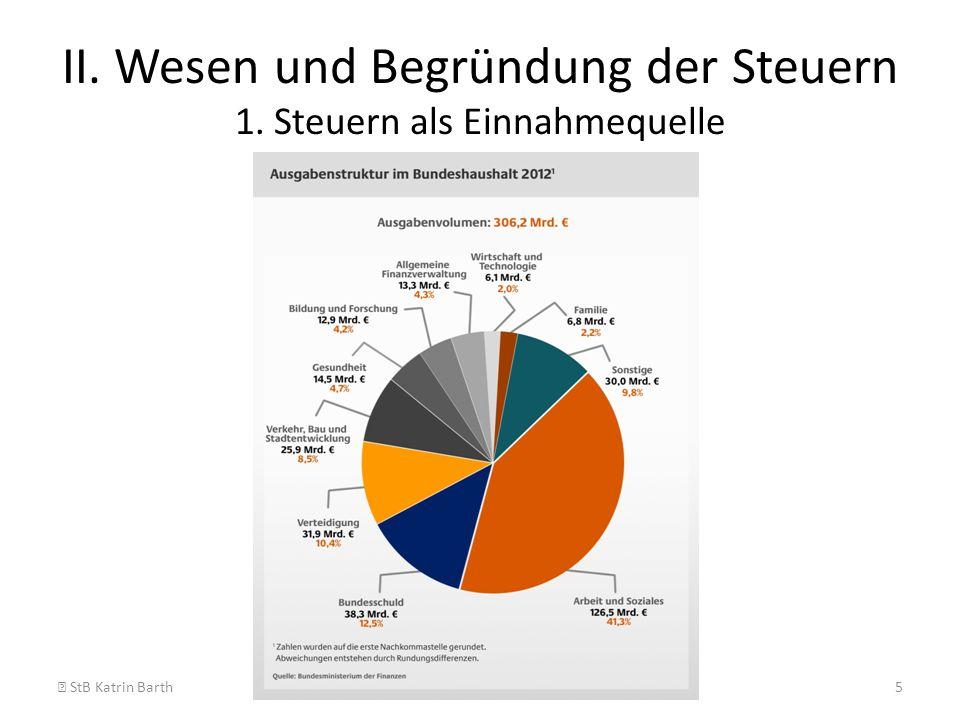 6.Beispiel Abweichung HB / StB Lösungshinweis: Berechnung: JÜ lt.