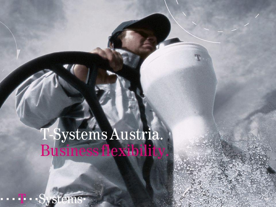 Seite 41 T-Systems Austria Mai 2006 Für unsere Kunden hart am Wind.