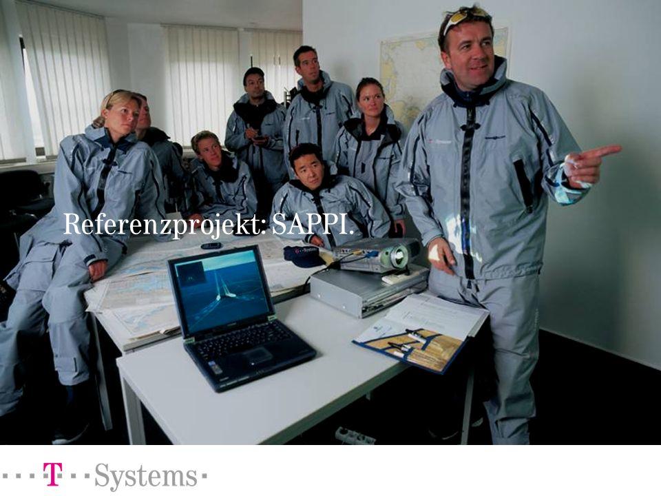 Referenzprojekt: SAPPI.
