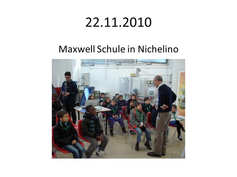 22.11.2010 Maxwell Schule in Nichelino