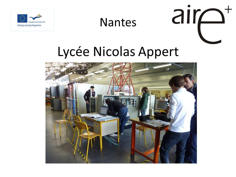 Lycée Nicolas Appert