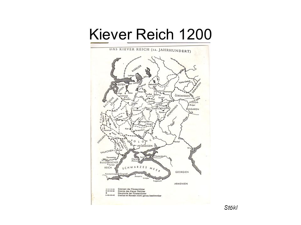 Kiever Reich 1200 Stökl