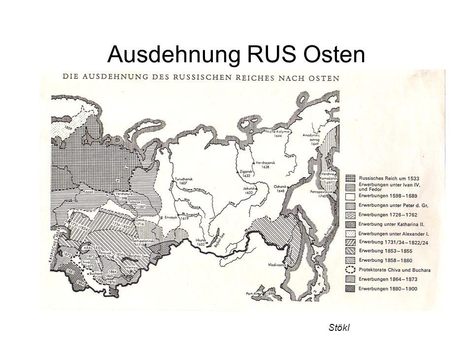 Ausdehnung RUS Osten Stökl