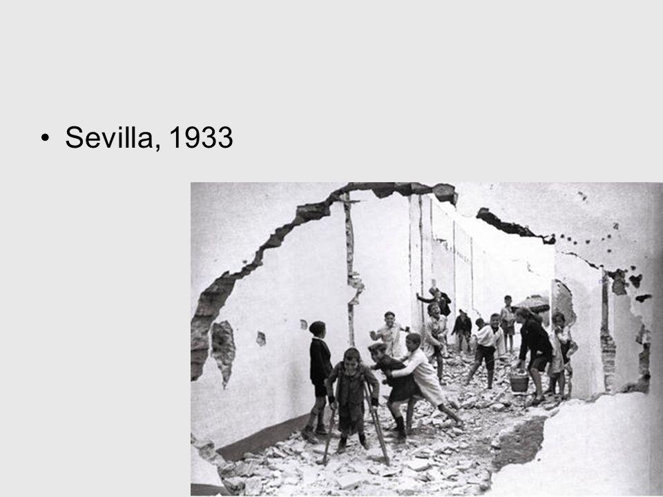 Sevilla, 1933