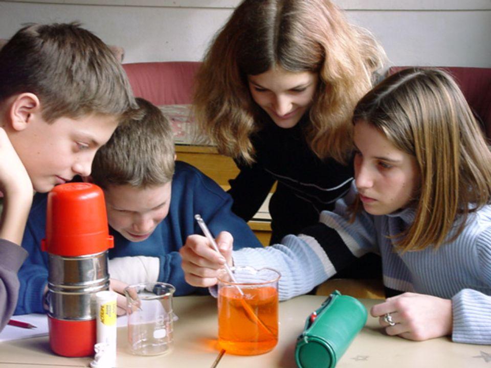 11 Schülerexperimente im Schulalltag: TIMSS-Performance-Test International Baccalaureate Projektarbeit Australien La main à la pâte Schweiz