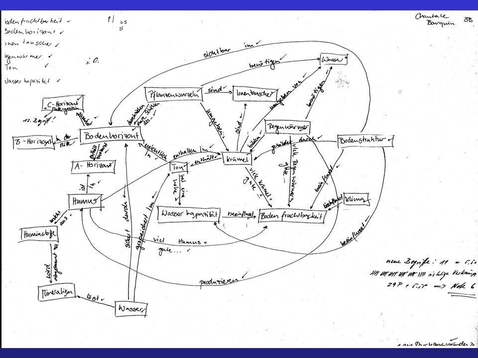15 c) Perspektive: Kommunizieren Informationen sach- und fachbezogen erschließen und austauschen: Texte und Graphiken interpretieren bzw.