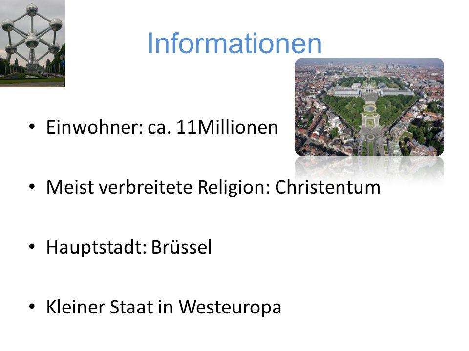 Informationen Einwohner: ca.