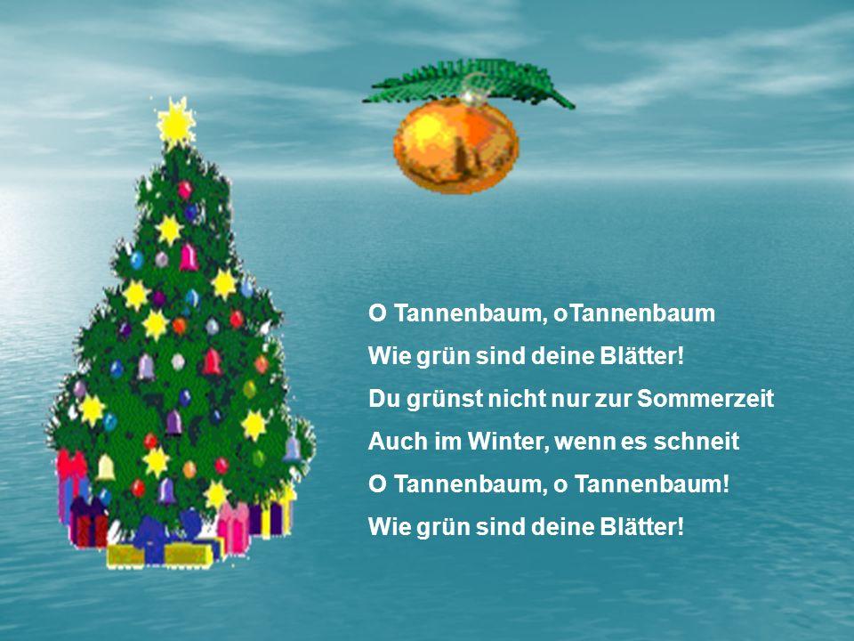 Lieber, guter Weihnachtsmann, packe die Geschenke ein.