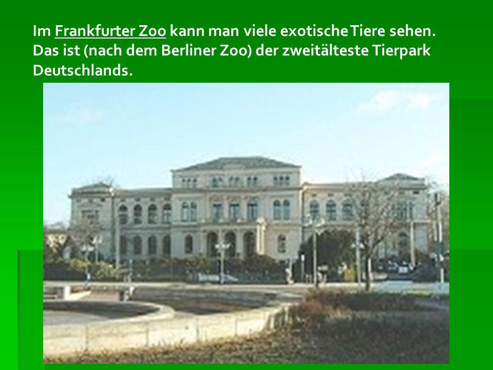 Frankfurter Kulturleben ohne Alte Oper.Undenkbar.