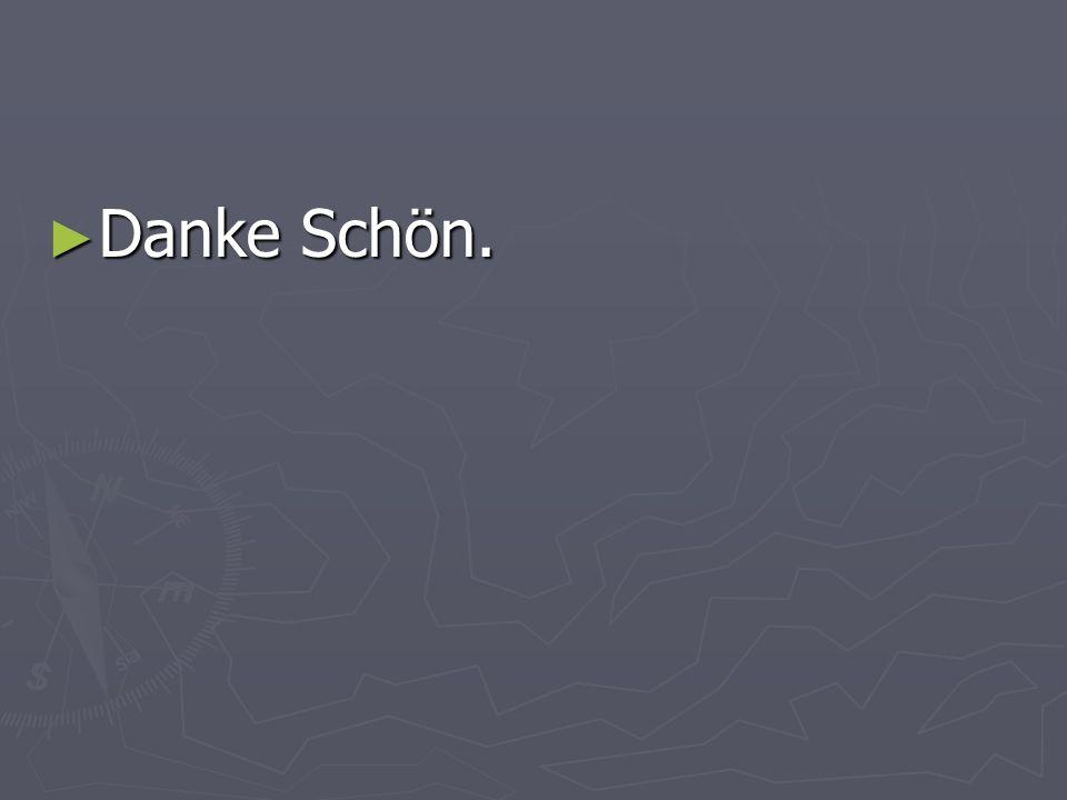 Danke Schön. Danke Schön.
