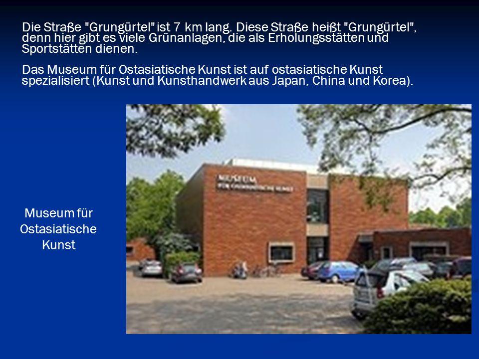 Die Universität zu Köln ist eine in Forschung und Lehre international anerkannte Hochschule in Köln mit dem klassischem Fächerspektr um einer Volluniversität.