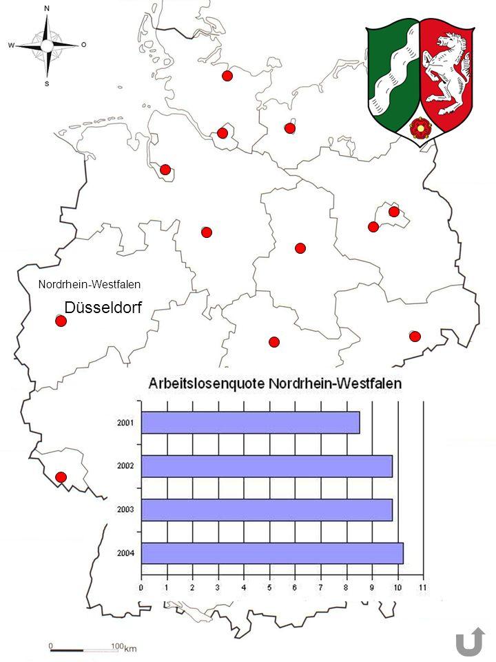 9 Düsseldorf Nordrhein-Westfalen