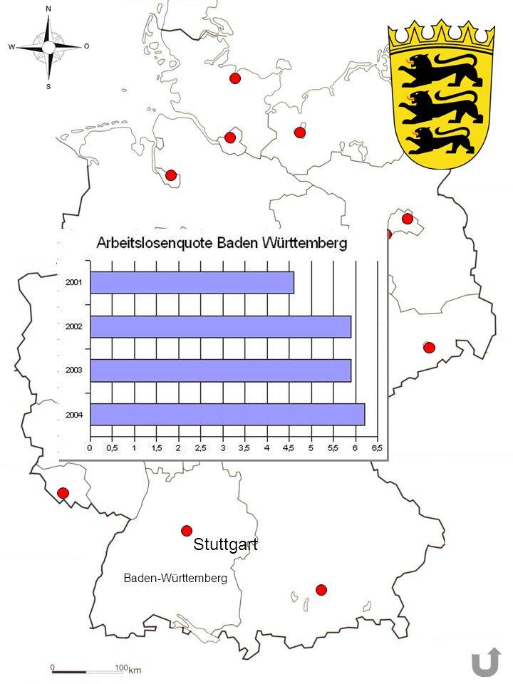 2 Stuttgart Baden-Württemberg