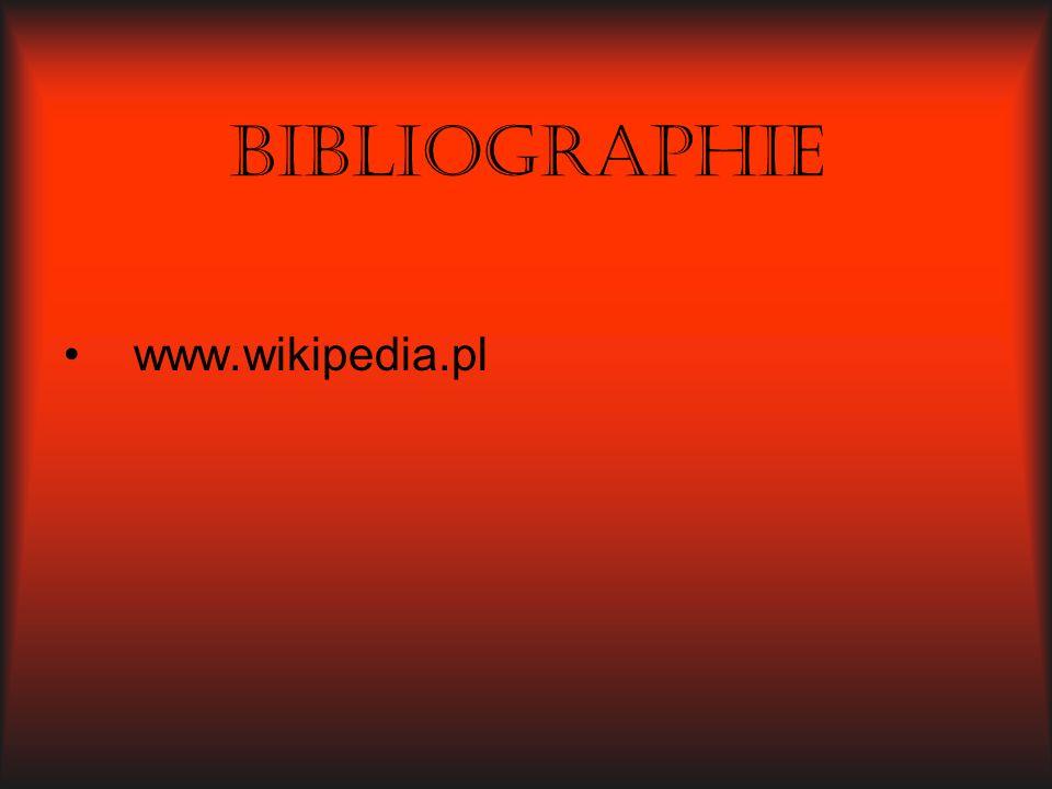 bibliographIE www.wikipedia.pl