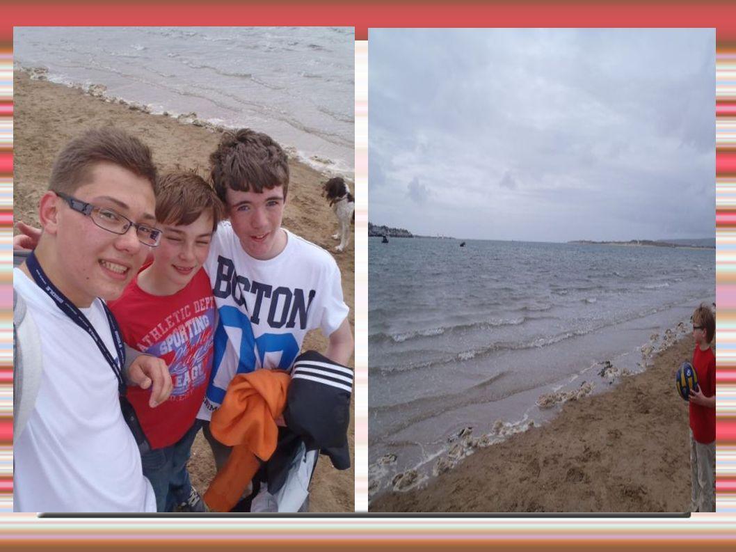 Tag 4 (Montag) Heute waren wir in Lynton und Plymouth.