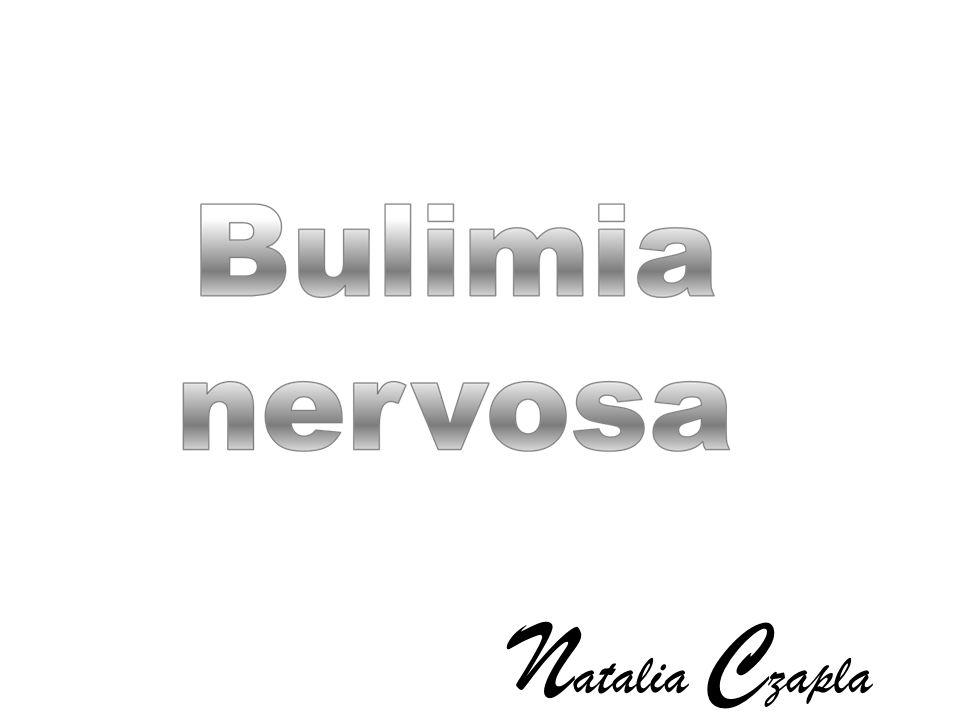 Bulimie ist eine Essstörung.