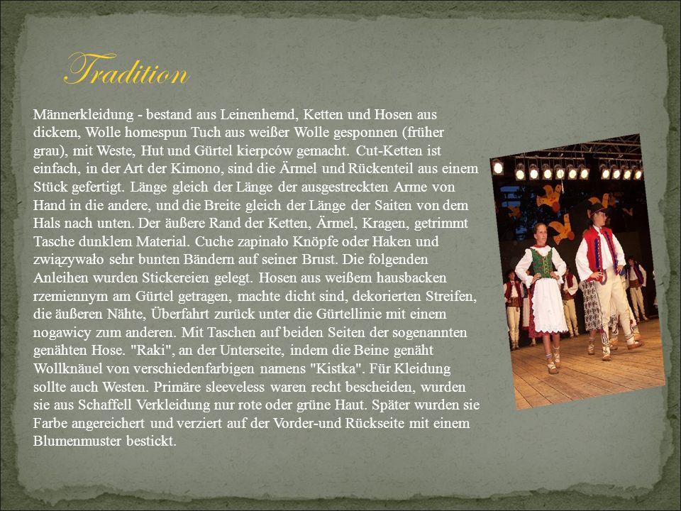 Tanzgeschichte Gebirgsbewohner