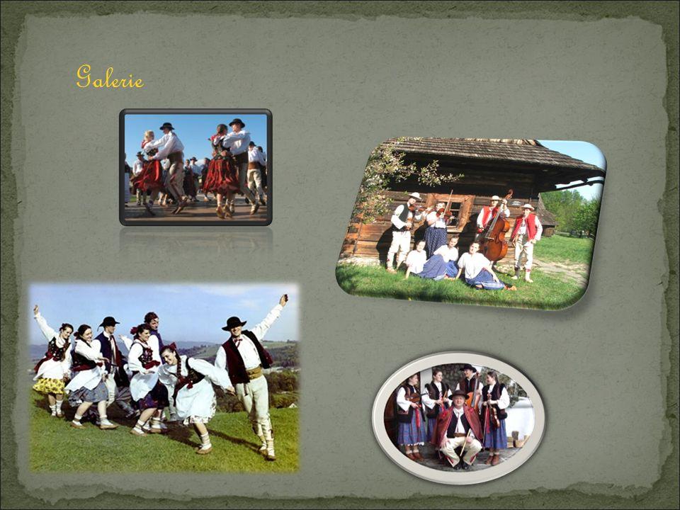 Hochländer der Name der Bergbewohner, im Gegensatz zu den Bewohnern des Tals - Lachów.