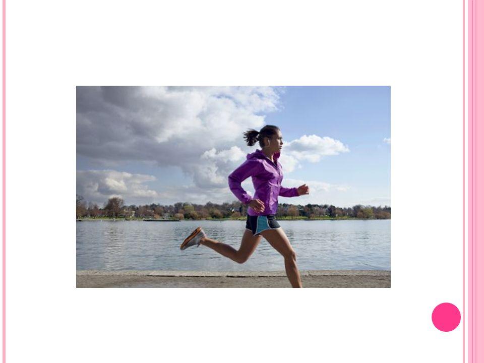 WALKING Nach Ansicht der Experten in voller Gesundheit zu erhalten ist mindestens 30 Minuten Ausdauertraining pro Woche benötigt.
