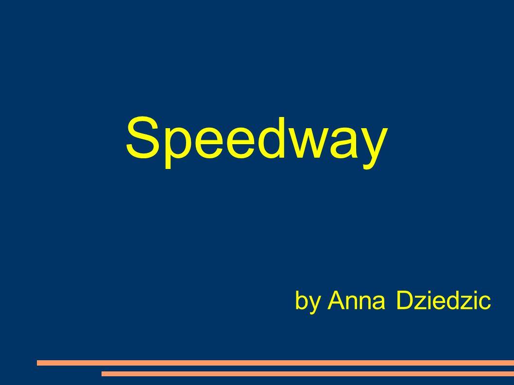 Schlacke – Motorradrennen auf Schienen ähnliche Form wie ein Oval, eine der Disziplinen des Motorsports.