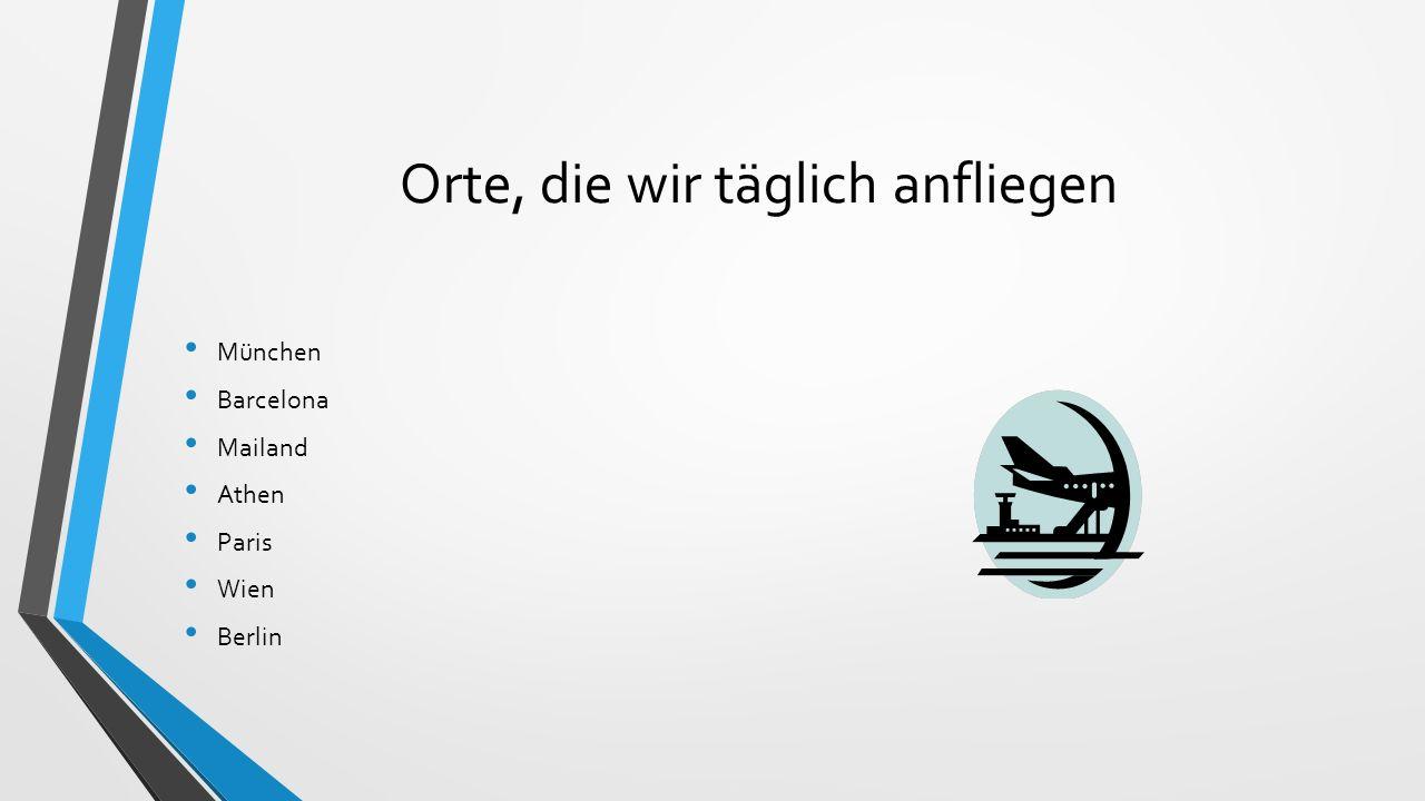 Inhalt Orte, die wir täglich anfliegen Gründe, mit uns zu fliegen Schnell wie der Wind Preis von Berlin, die Sie lieben Flugplan, Berlin München Anzahl der Flüge pro Jahr Vergleich Flugdienstleistungen Von Metropole zur Metropole