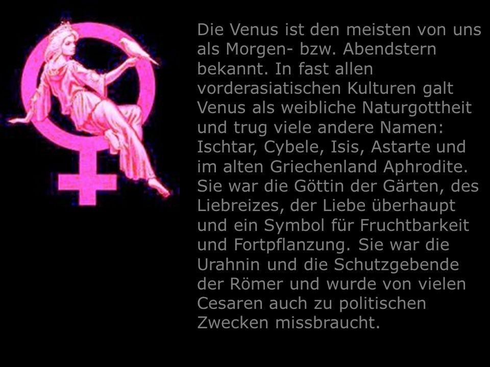 Wegen dieser Ähnlichkeiten dachte man, dass die Venus unter den dichten Wolken sehr erdähnlich ist und sogar Leben beherbergt. Aber unglücklicherweise