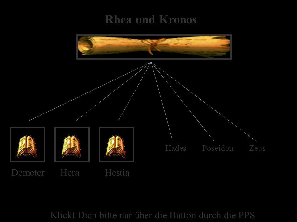 Hera, die Tochter von Kronos und Rheia, war zugleich Schwester und Gemahlin des Zeus.