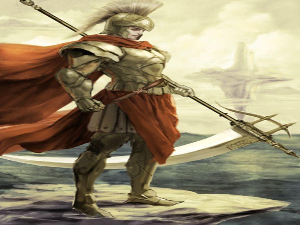 Kronos: Sohn des Uranos und der Gaia, er schnitt seinem Vater auf Geheiß seiner Mutter die Genitalien ab (deshalb Kronos mit der Sichel), Herrscher de