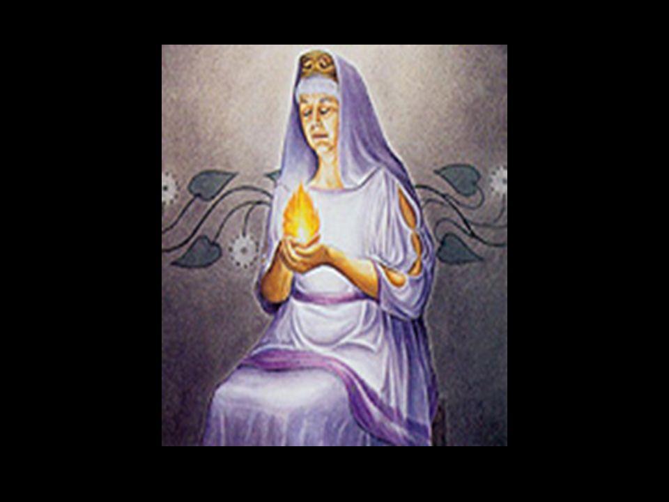 Auf einem Fest der Götter wollte der lüsterne Gott Priapos die schlafende Hestia vergewaltigen. Das Geschrei eines Esels bewirkte, dass Hestia aufwach